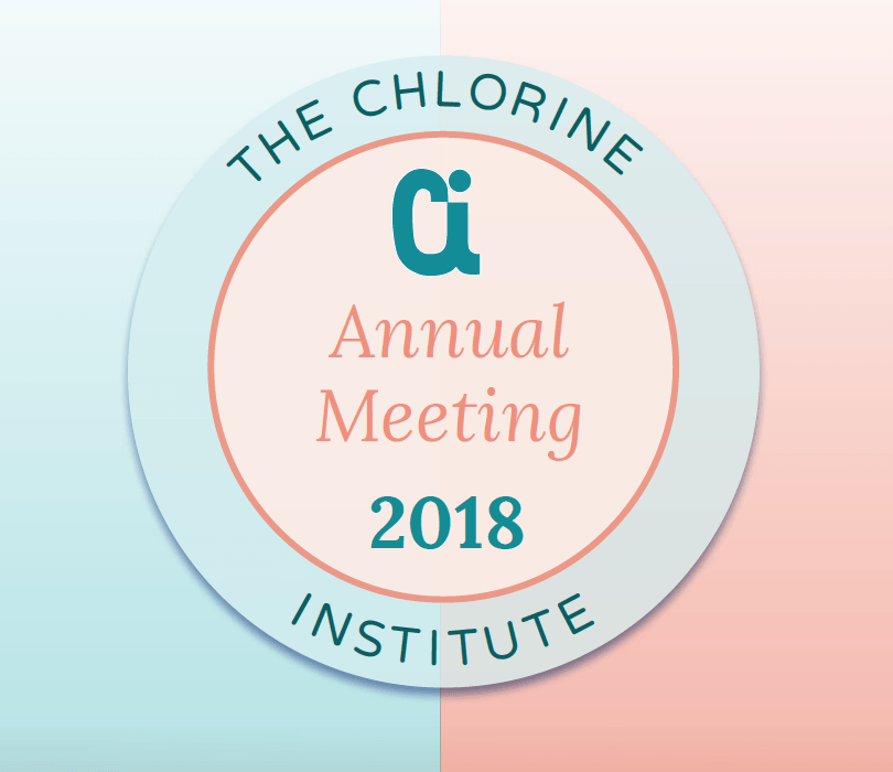 Efice presente en el 2018 Annual Meeting de The Chlorine Institute