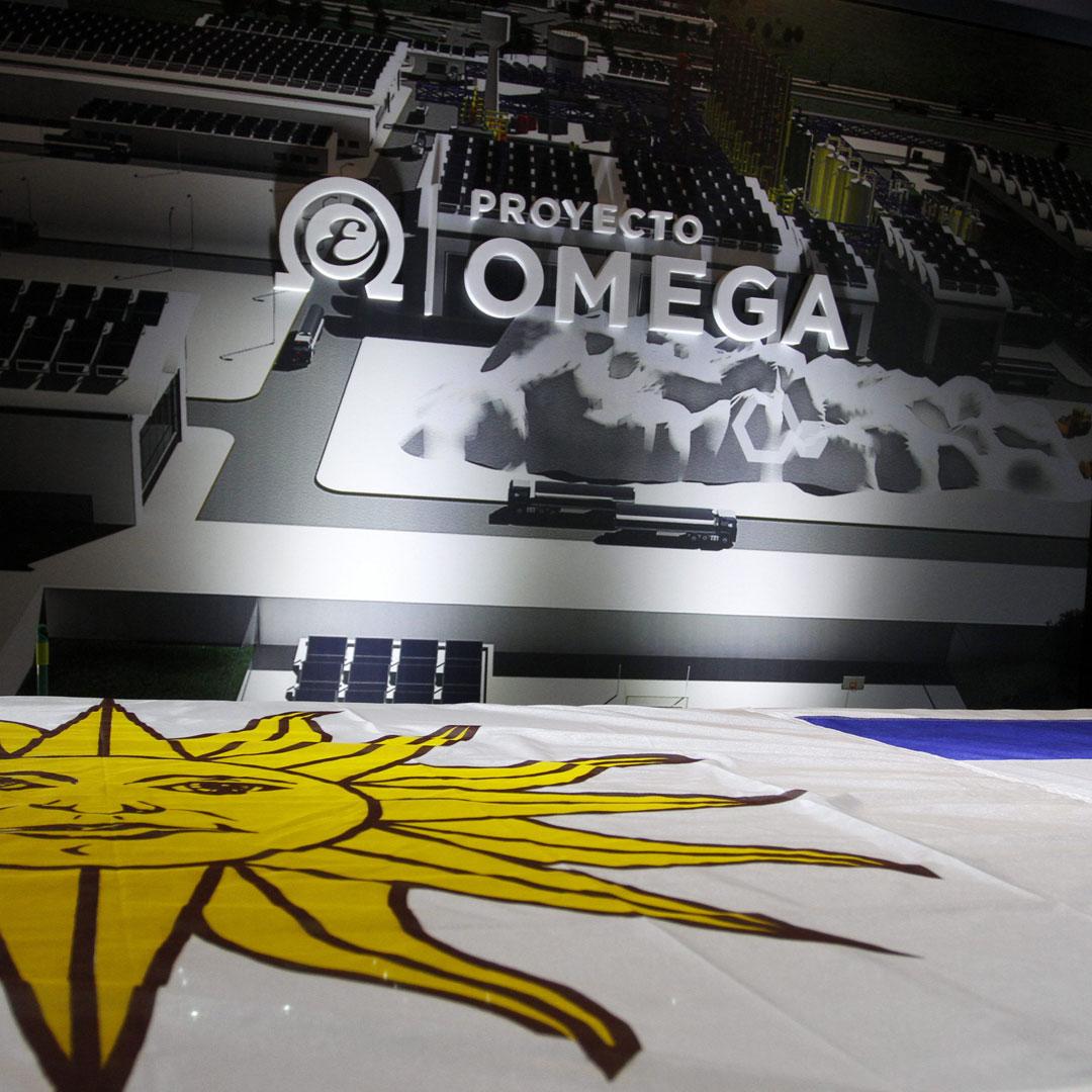 Nota en Semario Búsqueda sobre Proyecto Omega