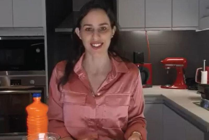 Colaboración junto a Leticia Cicero sobre usos del Hipoclorito