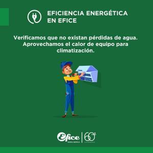 Eficiencia Energetica en Efice Dia Mundial del Ahorro de Energía